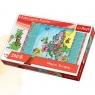 Puzzle 200: Mapa Europy dla dzieci (15503)