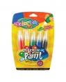 Farby Colorino w tubach z pędzelkiem 5 kolorów
