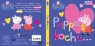 Peppa Pig.Peppa kocha…DOTKNIJ I CZYTAJ - OPRAWA TWARDA, strony kartonowe