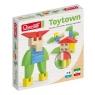 Drewniane klocki Toytown 15 elementów