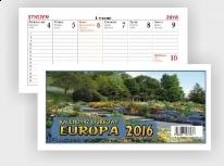 KAL.BIURKOWY EUROPA 2013 B4-BESKIDY B4
