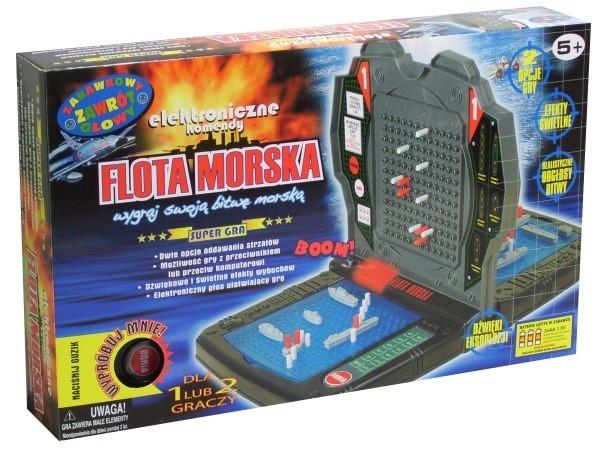 DROMADER Gra Flota Morsk a -Elektroniczna