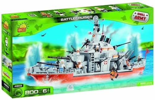 Cobi Small Army Krążownik  (4803)