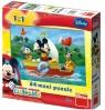 Puzzle Dino 24 maxi Mickey Mouse (350038)