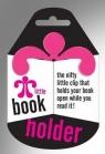 Podpórka do książki różowa