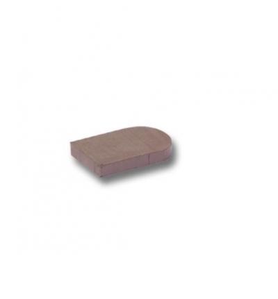Budowle z cegiełek. Dachówka brązowa TEIFOC_906601