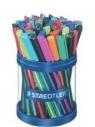 Długopis STAEDTLER S 432 M - mix kolorów