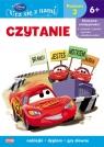 Disney Ucz się z nami Czytanie Poziom 3 UDB-7 Auta 6+