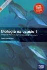Biologia na czasie 1 Podręcznik Zakres rozszerzony Liceum Guzik Marek, Jastrzębska Ewa, Kozik Ryszard