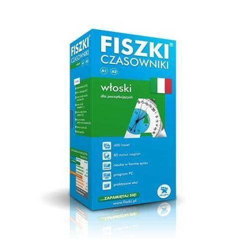 Fiszki Język włoski - Czasowniki dla  początkujących Wojsyk Patrycja