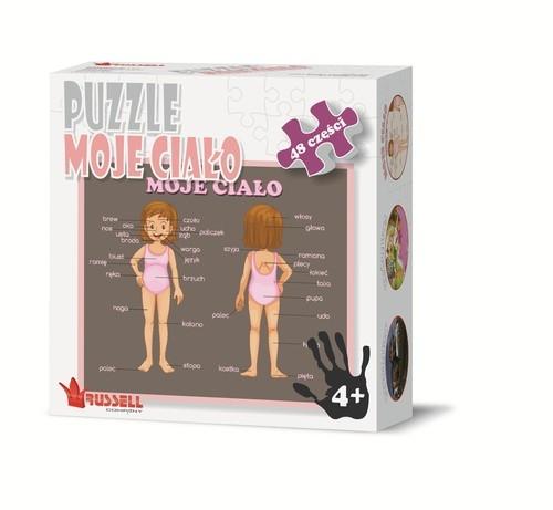 Puzzle 48: Moje ciało