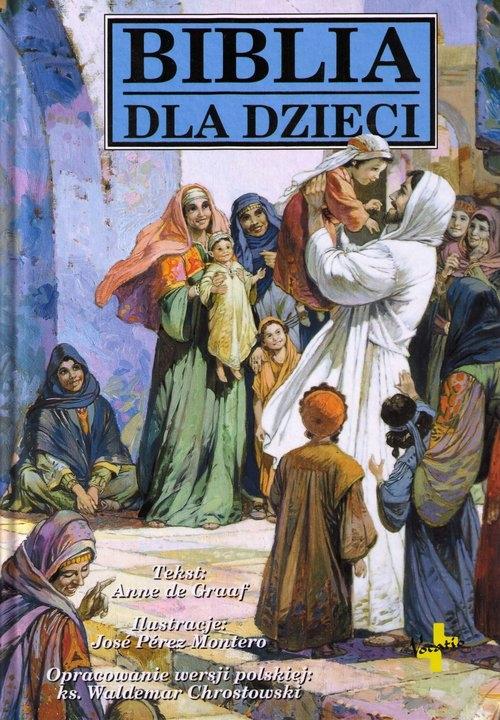 Biblia dla dzieci anne de Graaf