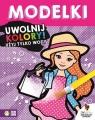 Uwolnij kolory Modelki