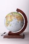 Globus 320 polityczno-fizyczny podświetlany .