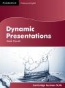 Dynamic Presentations Student's Book + 2CD Powell Mark