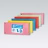 Przekładka czysta Bantex 1/3 A4 (mix kolorów), 100 sztuk (100553887)