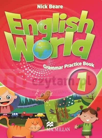 English World 1 Grammar Practice Book Beare Nick