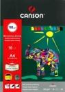 Blok techniczny Canson A4 kolor 160g 10 arkuszy (400075209)