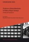 Zmiana w dziennikarstwie w Polsce, Rosji i Szwecji