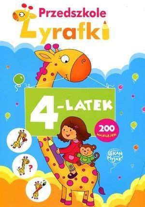 Przedszkole Żyrafki. 4-latek Lekan Elżbieta