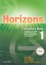Horizons 1 Student's Book. Podręcznik dla liceum ogólnokształcącego, liceum Radley Paul, Simons Daniela, Campbell Colin, Wieruszewska Małgorzata