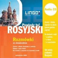 Rosyjski Rozmówki ze słowniczkiem + CD Powiedz to! Zybert Mirosław