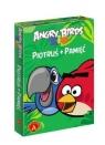 Karty Piotruś + Pamięć Angry Birds