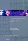 Makroekonomiczne mechanizmy funkcjonowania gospodarki narodowej
