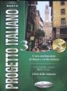 Nuovo Progetto Italiano 3 libro dello studente + CD Magnelli Sandro, Marin Telis
