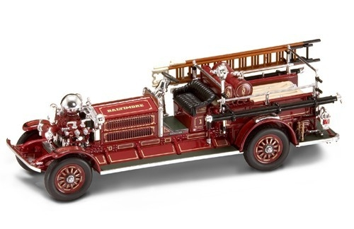 YAT MING 1925 Ahrens-Fox N-S-4 Fire