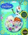 Naklejki wypukłe 50 sztuk Frozen Fever