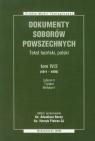 Dokumenty Soborów Powszechnych t.IV/2 Baron Arkadiusz, Pietras Henryk
