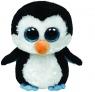 Maskotka Beanie Boos: Waddles - Pingwin 24 cm (36904)