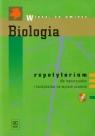 Biologia Repetytorium dla maturzystów i kandydatów na wyższe uczelnie + CD