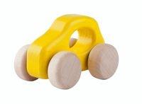 Samochodzik F500OLD Żółty