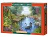 Puzzle Black Swans Andres Orpinas 1500 (151042)