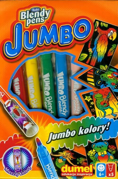 Jumbo Blendy pens kolory