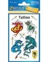Tatuaże Smoki