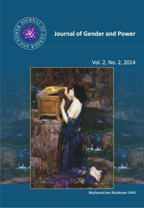 Journal of Gender and Power Vol.2 No. 2 2014 Gromkowska-Melosik Agnieszka