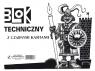 Blok techniczny czarne kartki A4 10k. .