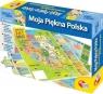 Puzzle Mały geniusz Moja piękna Polska 108 elementów (42043)