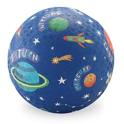 Piłka 7'', 18cm, wzór Układ Słoneczny