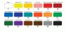 Farba tempera HAPPY COLOR (HA3300 1000-0)MIX