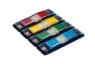 Flagi Pukka Pad 45x12 140 sztuk 4 kolory (6704- NTS)