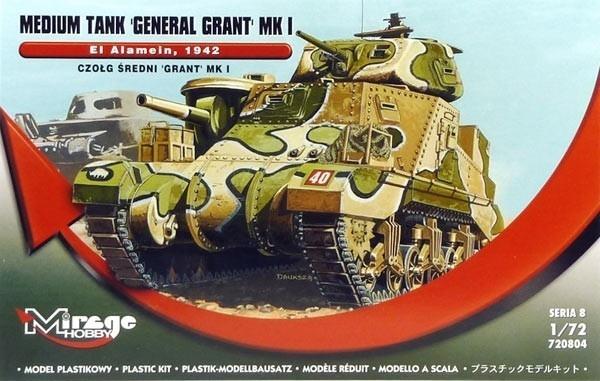 MIRAGE Medium Tank Grant Mk I