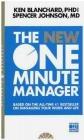 The One Minute Manager Blanchard Ken, Johnson Spencer