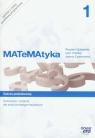 MATeMAtyka 1. Ćwiczenia i zadania dla szkół ponadgimnazjalnych. Zakres podstawowy - Szkoły ponadgimnazjalne