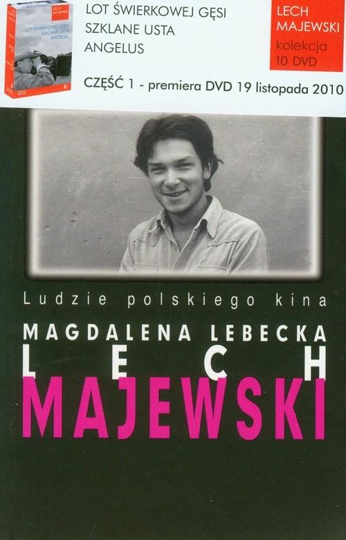 Lech Majewski Ludzie polskiego kina Lebecka Magdalena