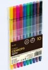 Cienkopis GRAND GR-280 10 kolorów (341346)