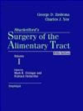 Shackelford's Surgery of Alimentary Tract v 1